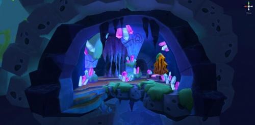 Skrytá jeskyně