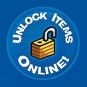 Tlačítko unlock items