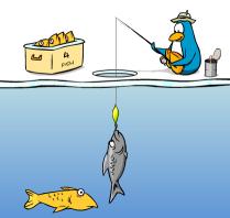 Šedá ryba