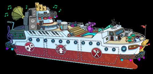 Hudební loď